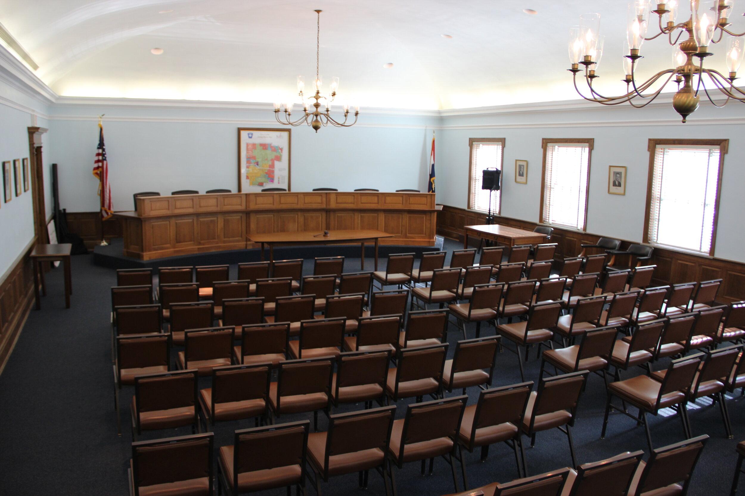City Hall Council Chambers