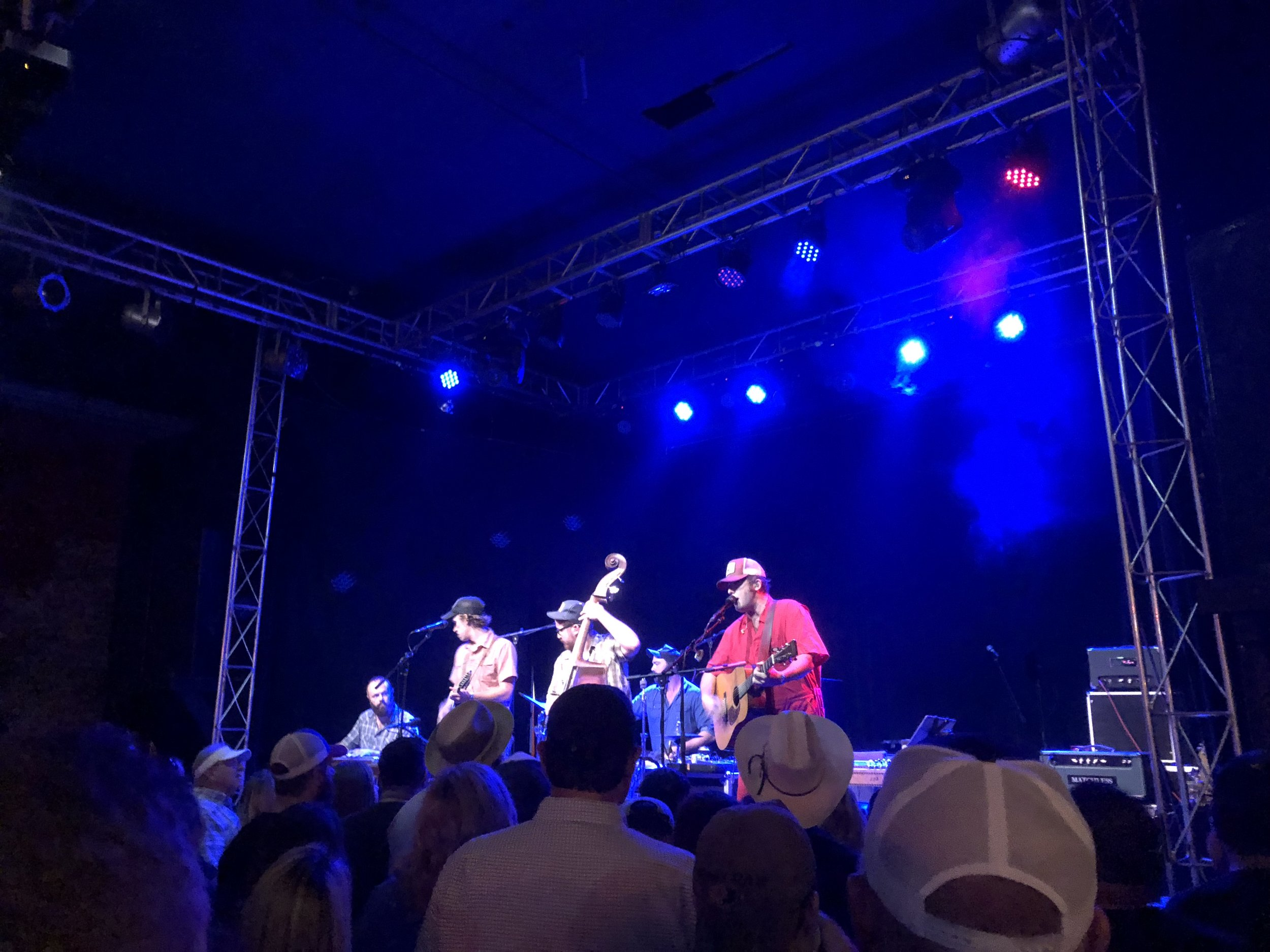 #8 town mountain - Headliners Music Hall - August 18, 2018The originality of this North-Carolina-based band fuses bluegrass and roots with a countrified sound, bringing a refreshing burst of energy. Seeing them was enthralling and captivating - a definite nod to tradition but carving their own musical pathway.