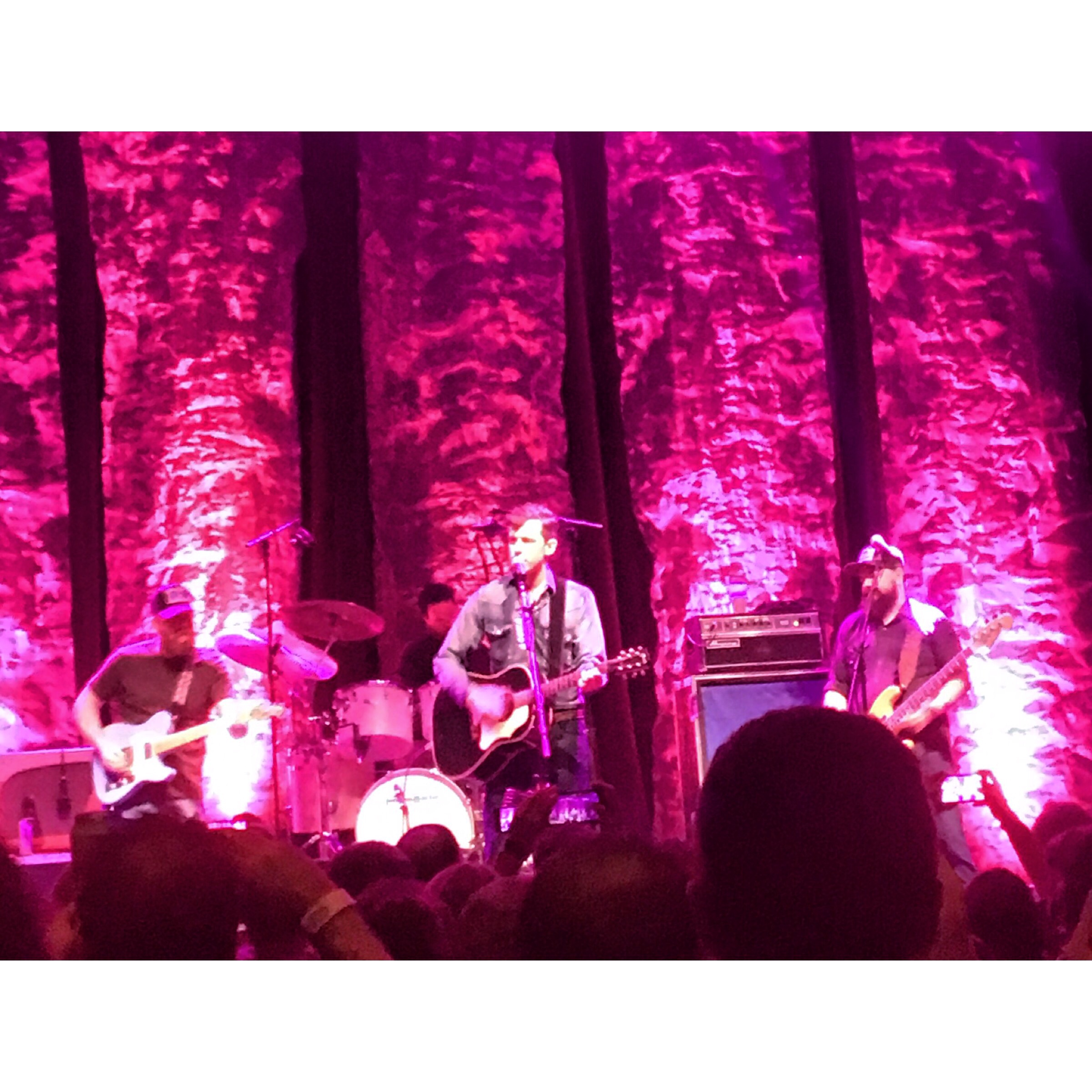 """#2 turnpike troubadours - Mercury Ballroom - March 15, 2018""""Every Girl""""The energy of a Turnpike Troubadours show is a soulful experience. It's the closest I've been to a night at Cain's Ballroom as the wooden floors served as a four-hour honky tonk with the dancing and hoopla. Simply, the greatest country music band on earth."""