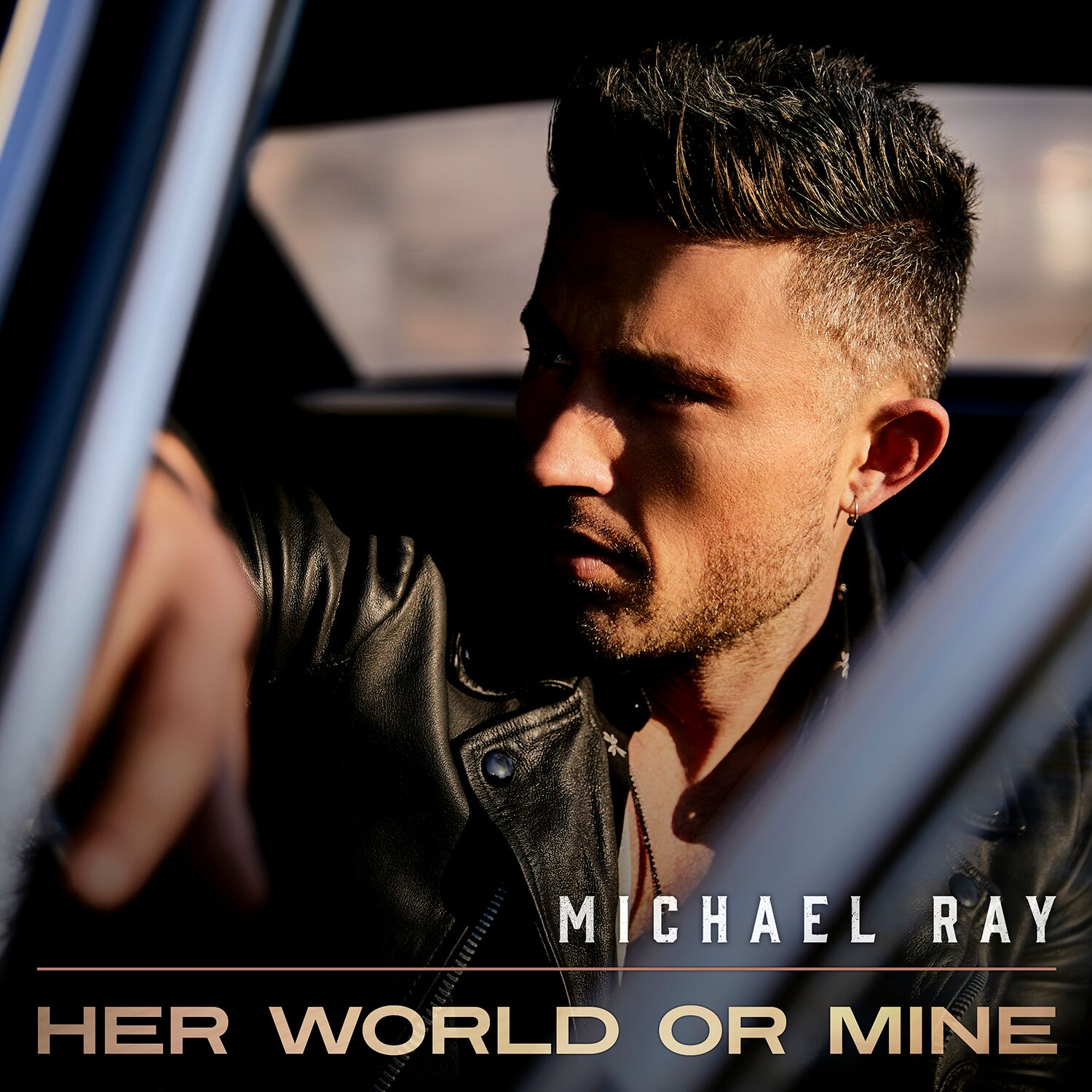 weekly spins - Country heartbreak at its best…Michael Ray delivers his best single yet.One of us sleeps goodOne of us hates to face the nightJust depends if you're talkin' aboutHer world or minePhoto credit: Jeff Nelson