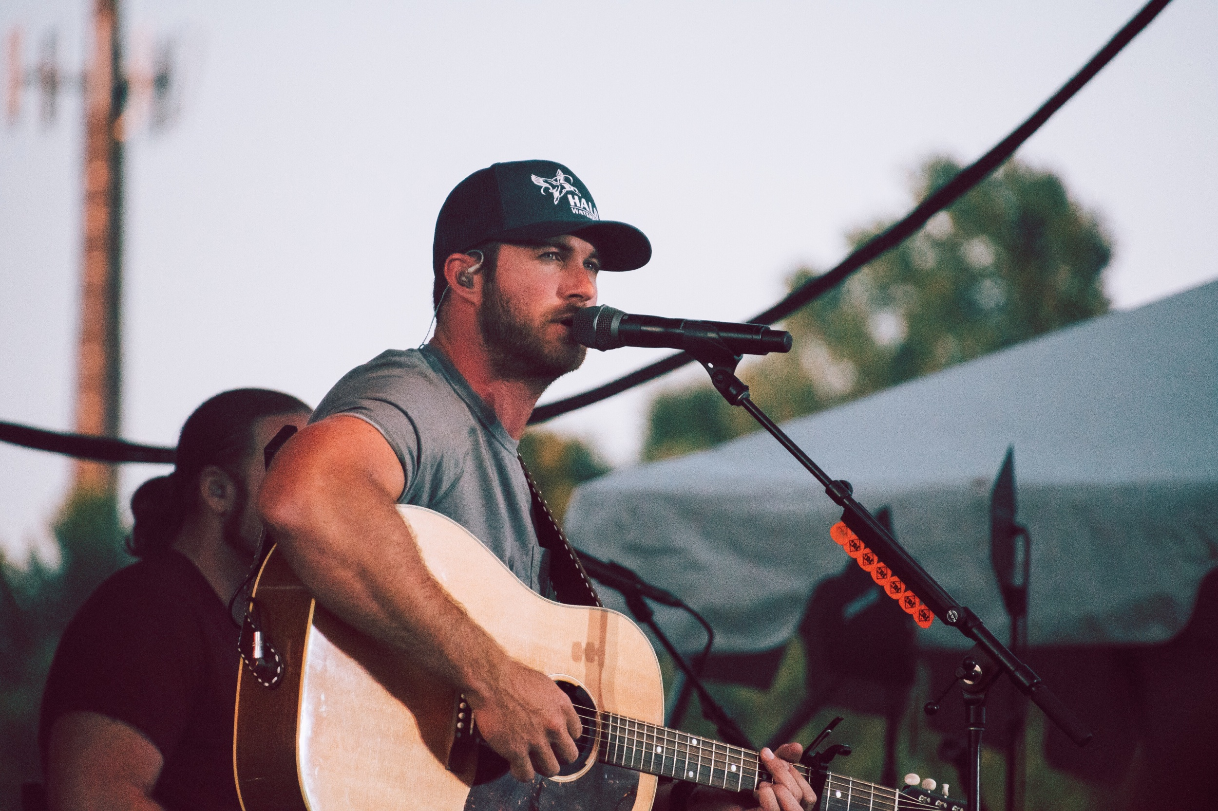 "More on Riley Green - Visit RileyGreenMusic.com for upcoming tour dates. You're gonna wanna pre-save ""I Wish Grandpas Never Died"" on Spotify, too."
