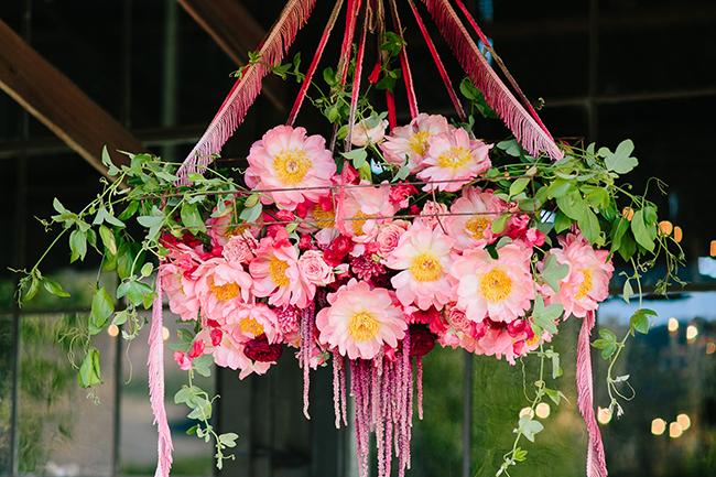 floral chandlier