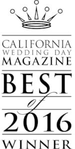 California Wedding Day best Florist