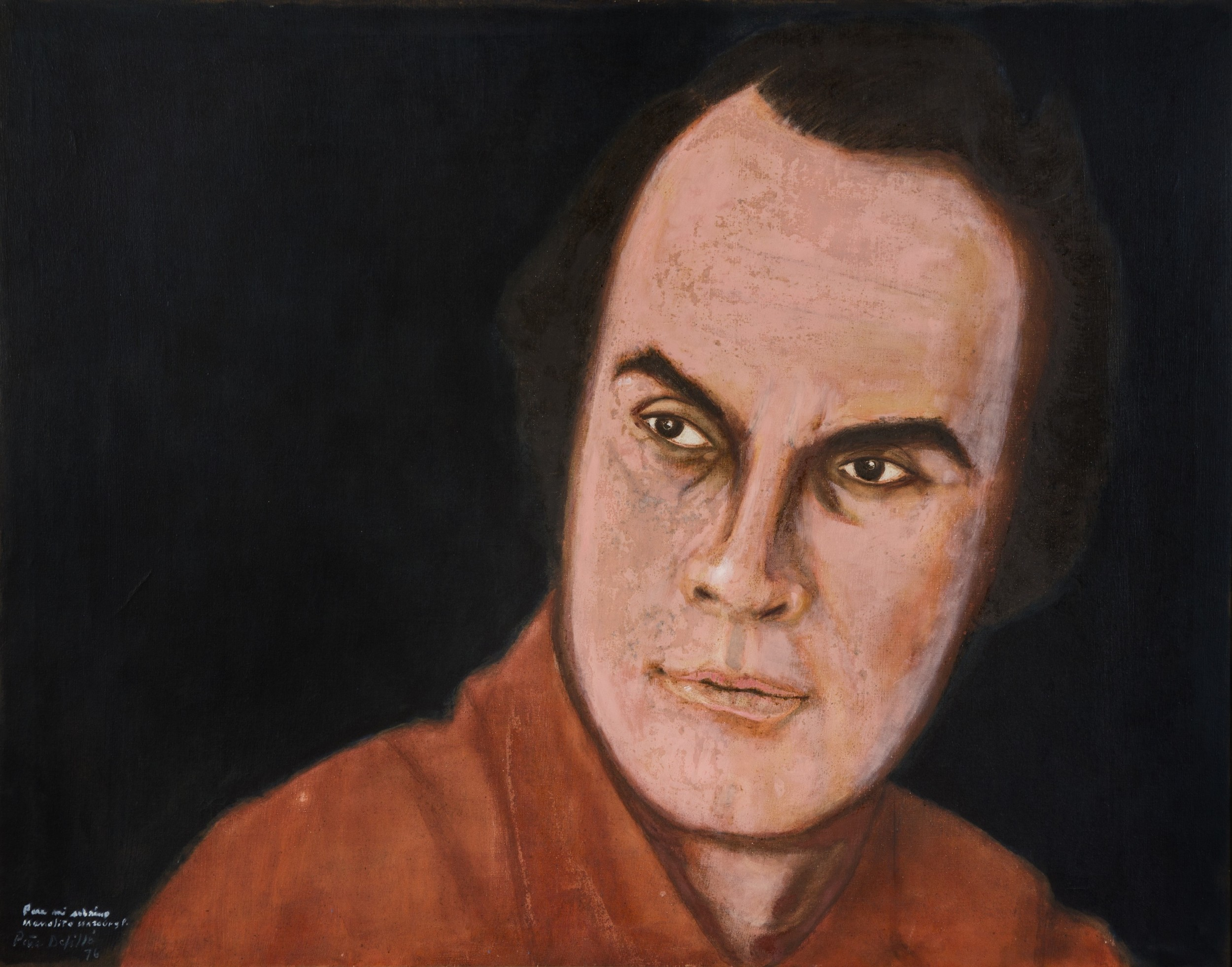 Autorretrato, 1976