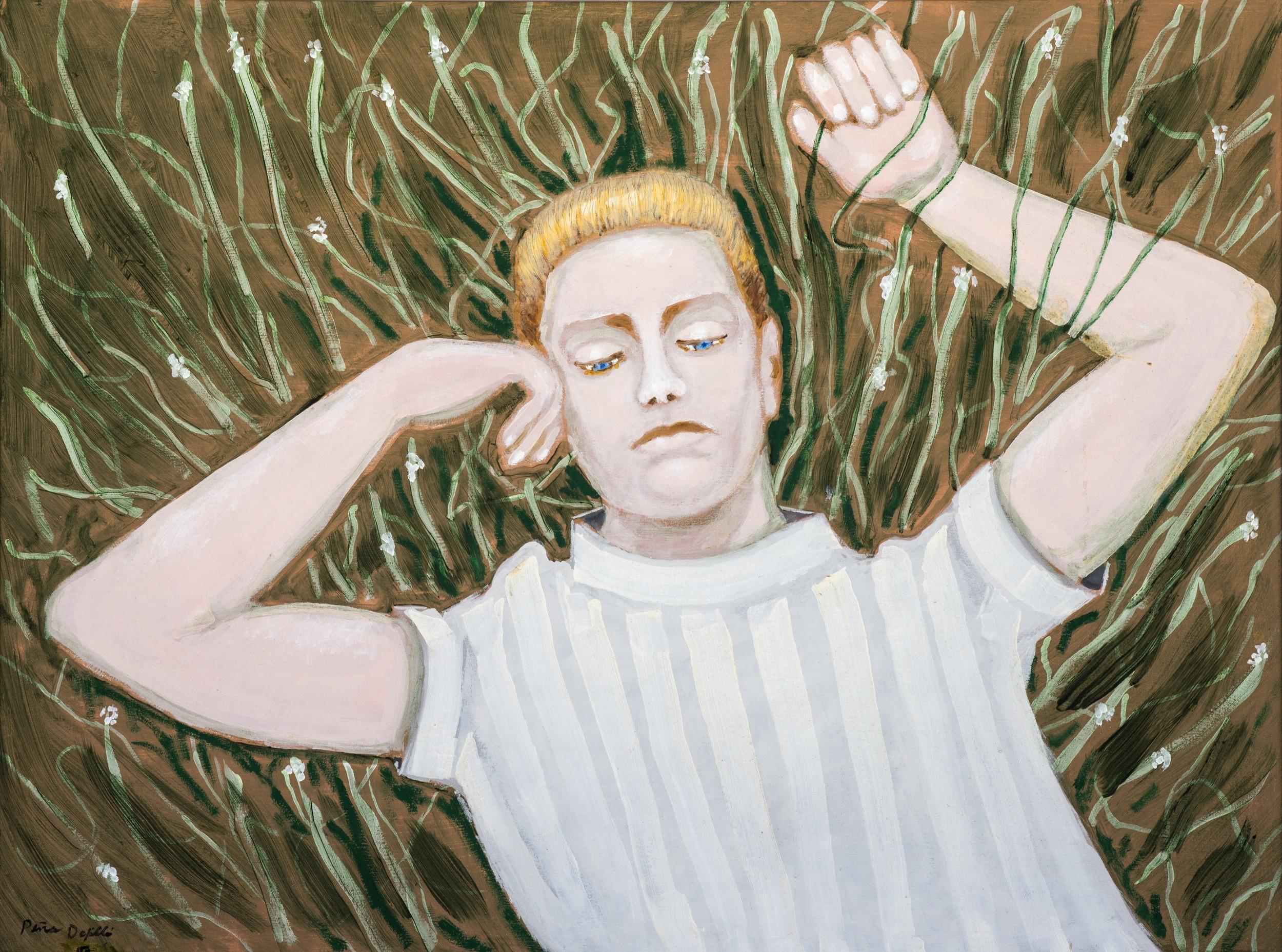 Retrato en gris, 1997.