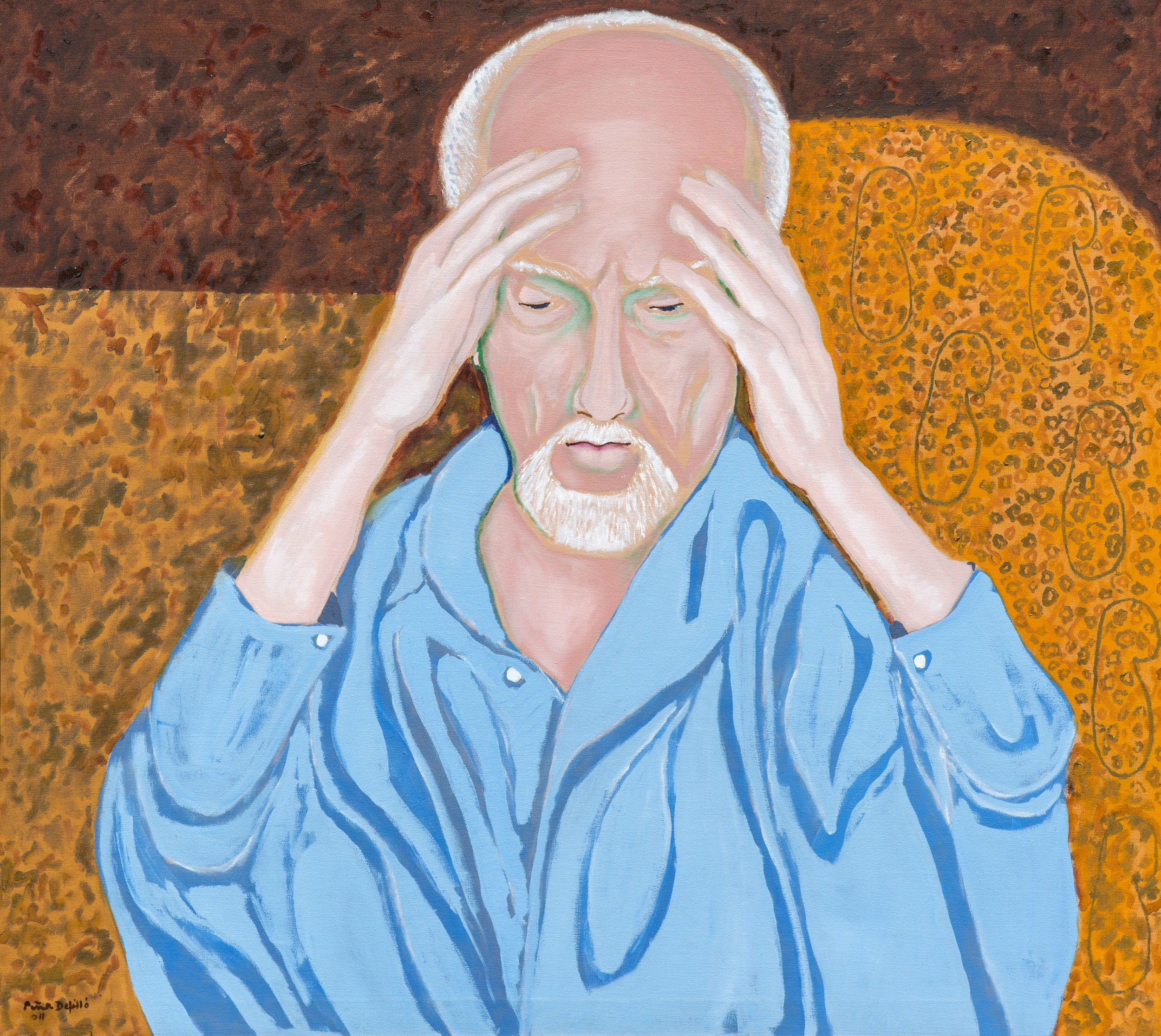 El pensador, 2011.