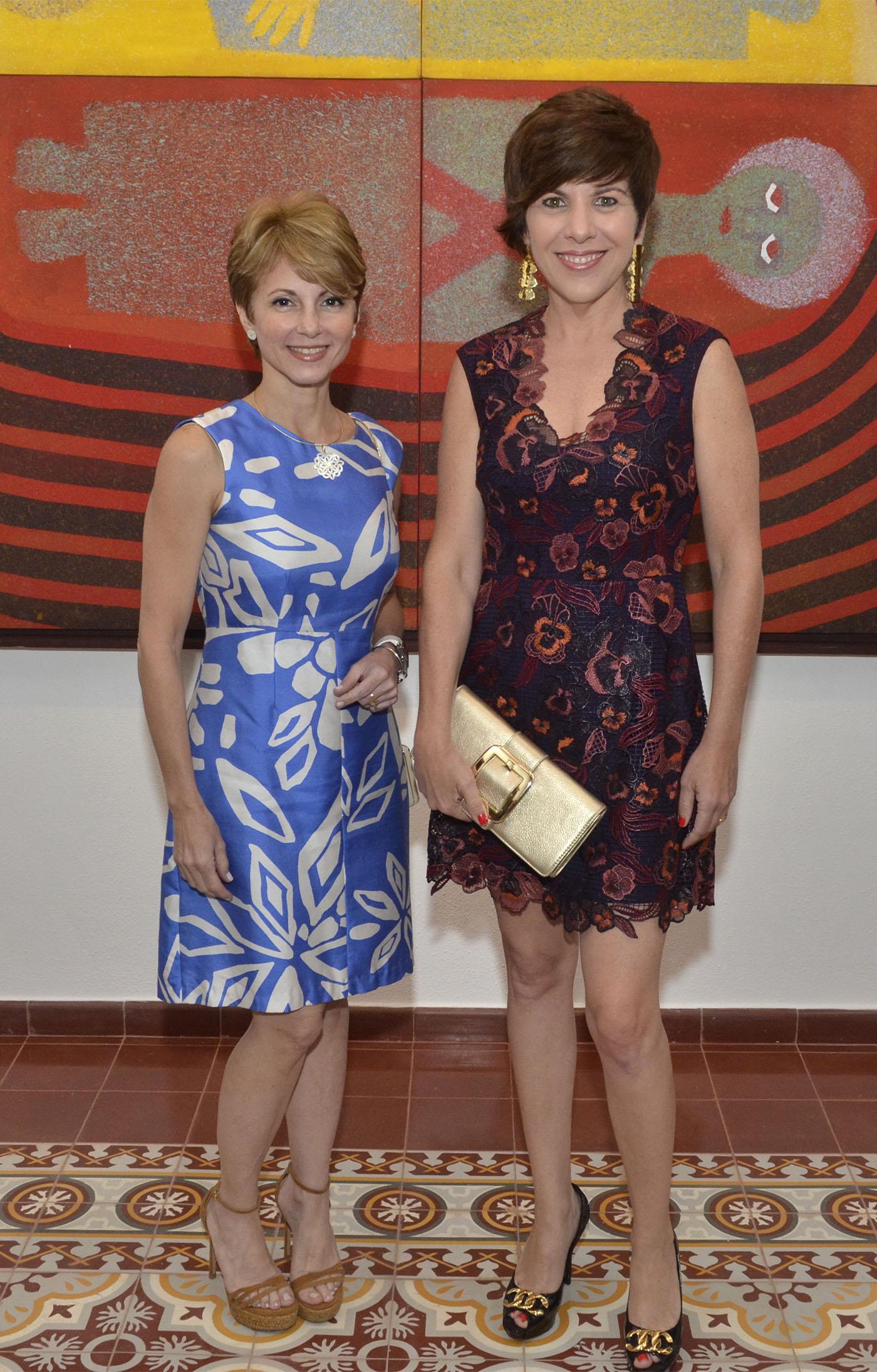 Carmen de Peña y Teresa Sullivan