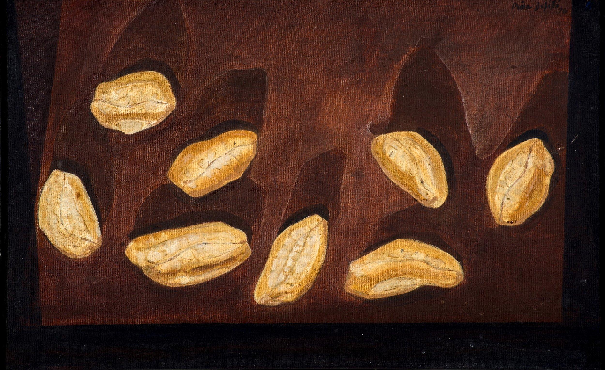 Panes de agua (1976) I Óleo sobre tela