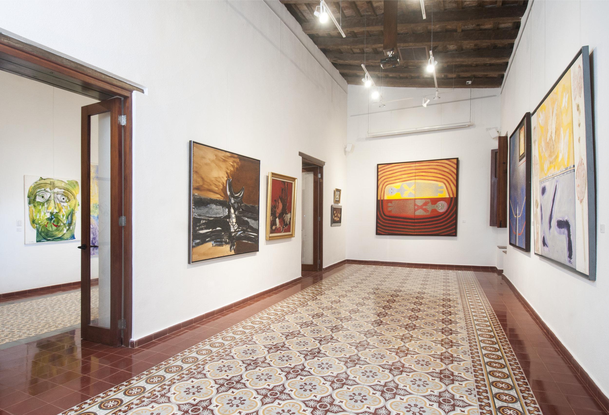 Sala 1 de exposición permanente