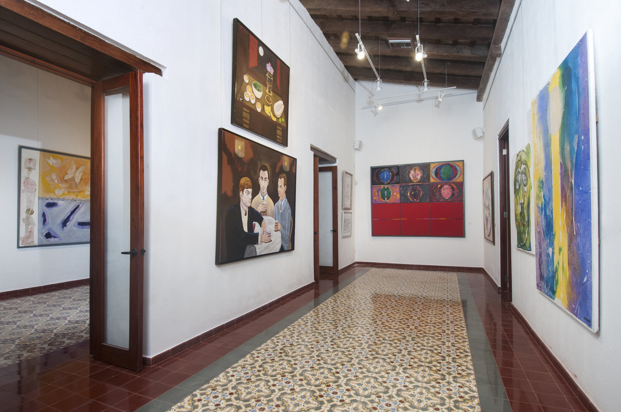 Sala 2 de exposición permanente