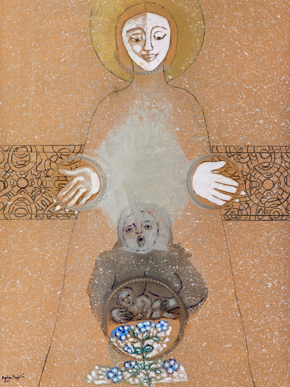 Madre Protectora (2010). Fernando Peña Defilló