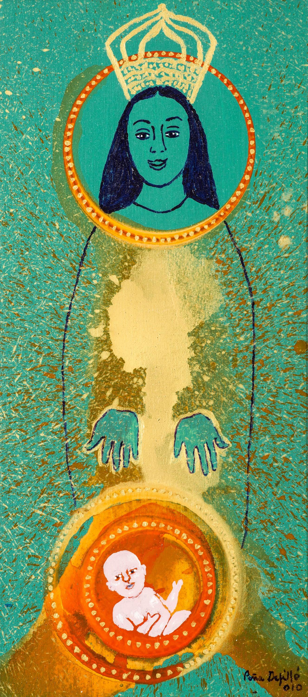 Virgen naturaleza (2010). Fernando Peña Defilló
