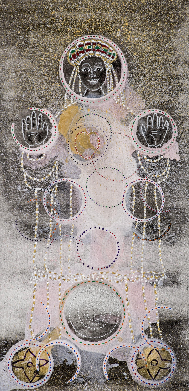 Virgen negra (2010). Fernando Peña Defilló