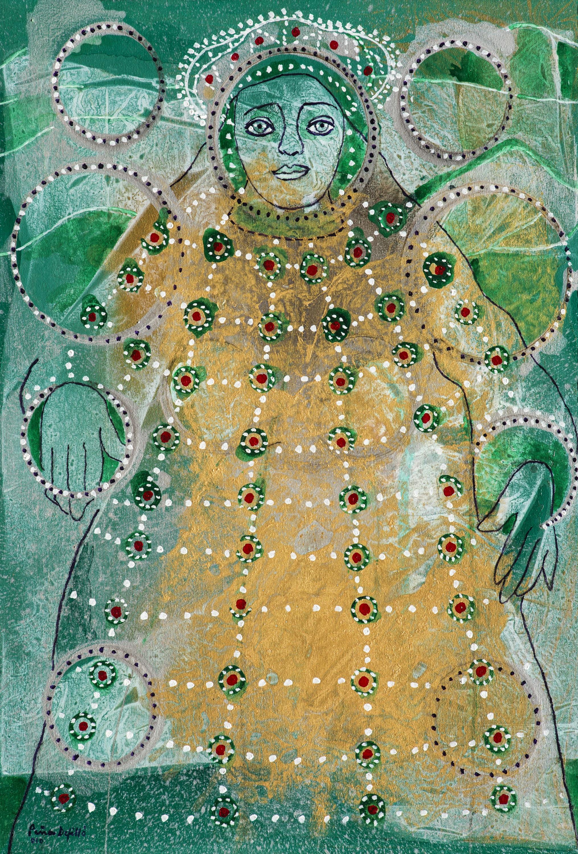 Virgen por la montaña (2010). Fernando Peña Defilló