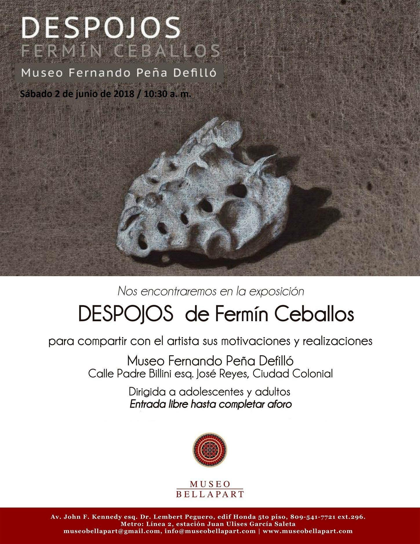 2018-06-02 Encuentro Museo Bellapart.JPG