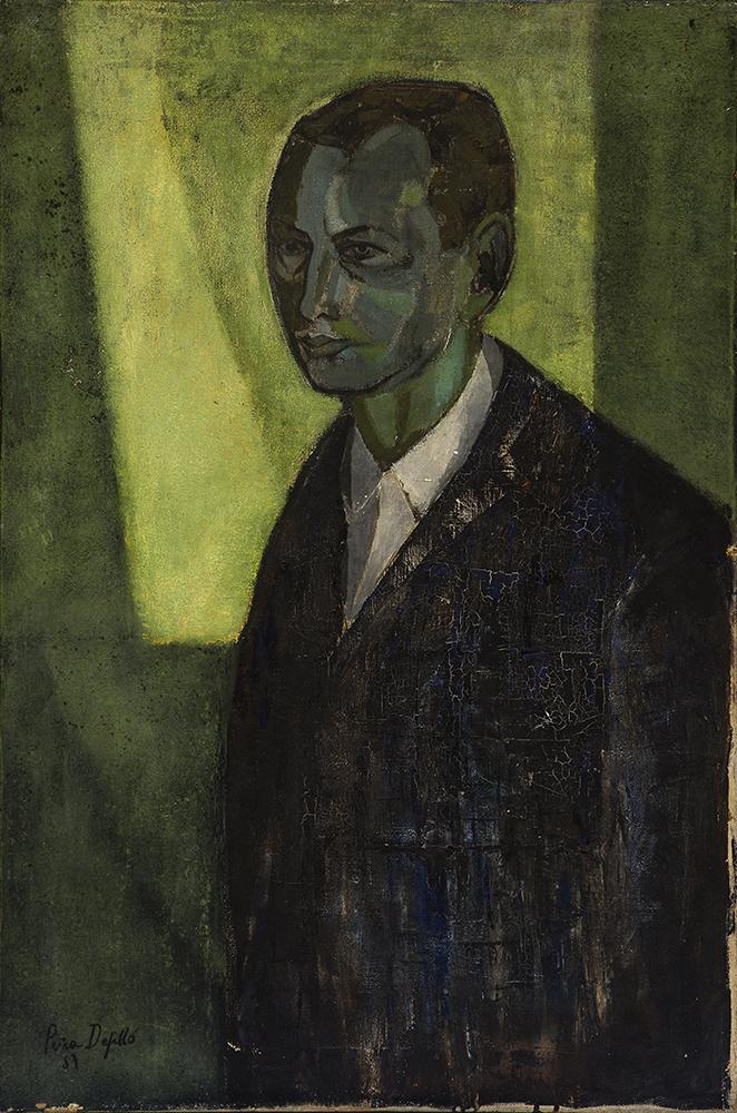 Retrato de Ivan Pattison