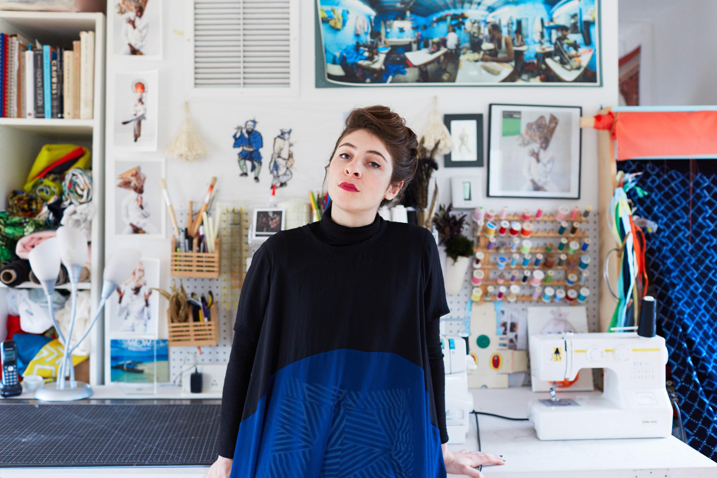 Artist, Annie Temmink