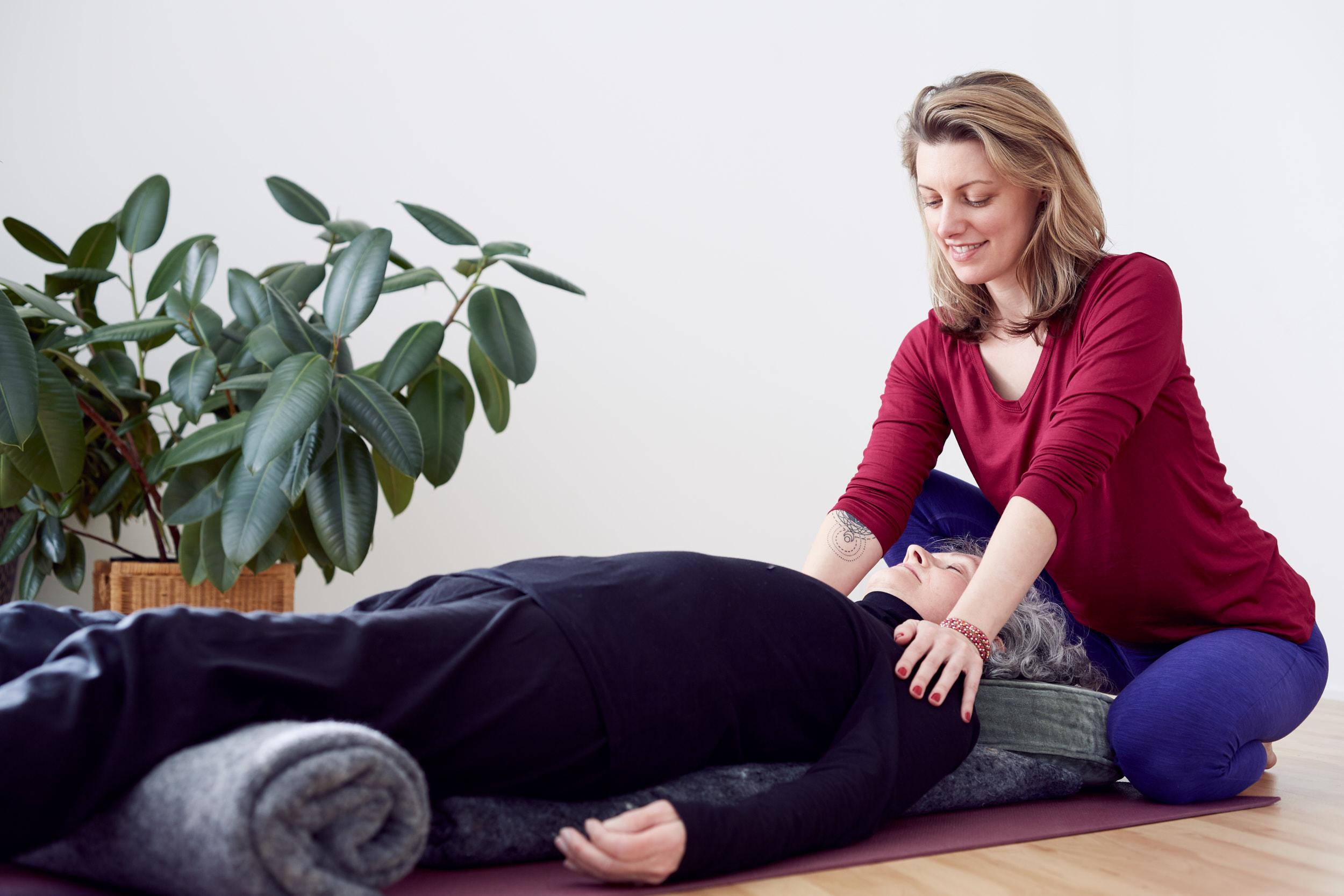 Yoga Therapist, Chita Kate McDevitt