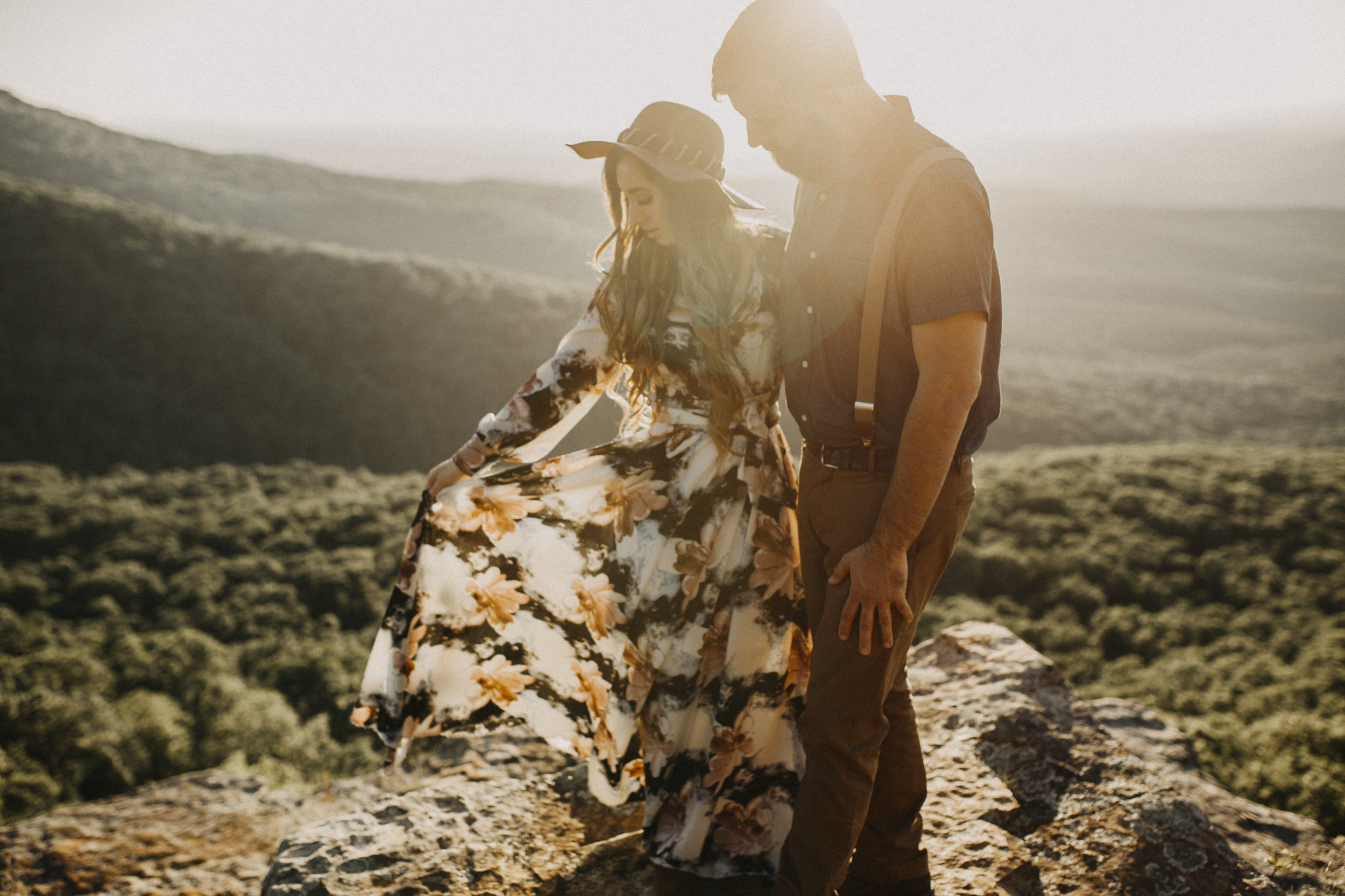 captured by kylee little rock photographer engagement couples