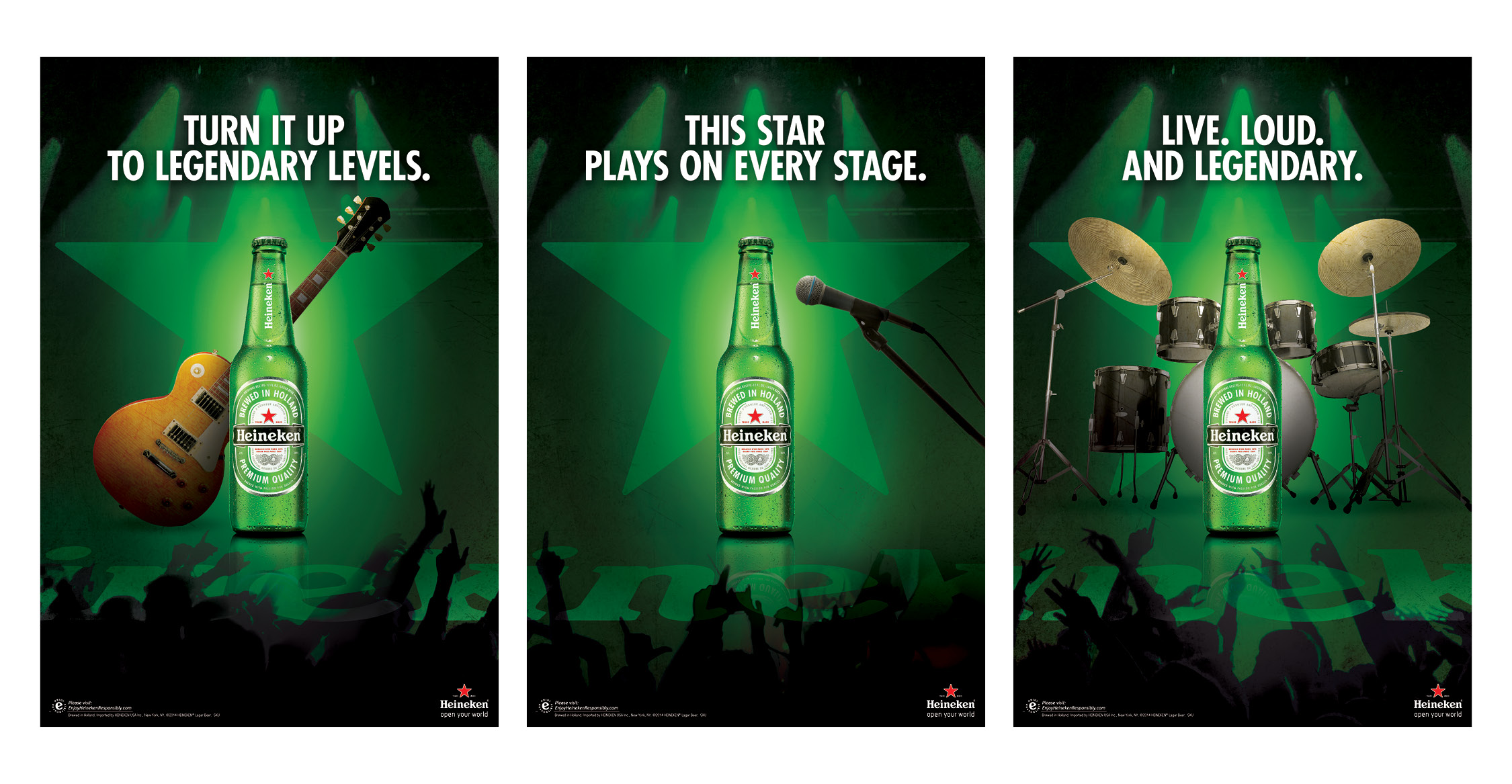Heineken Rock Series @ The Fillmore