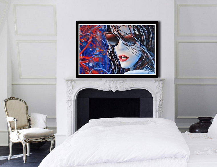 """""""WINDOWS TO THE SOUL"""" LIMITED EDITION PRINTS - FROM $175.00 USD"""