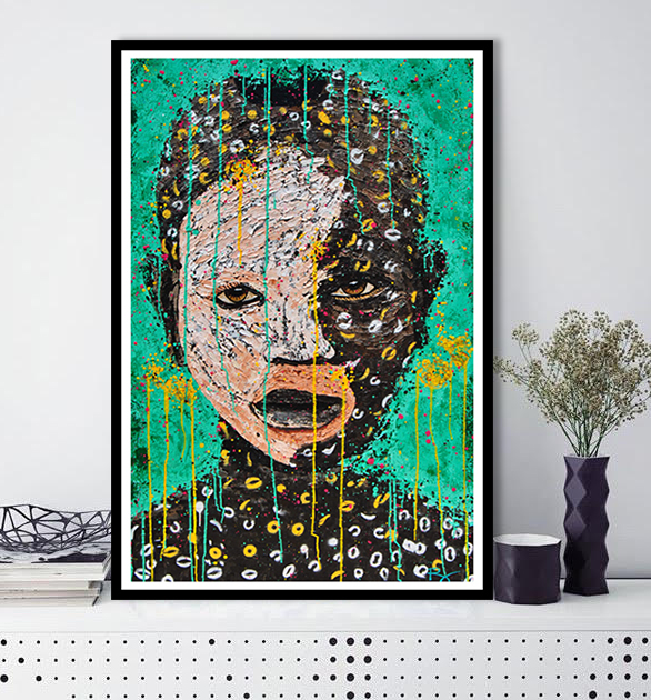 """I'M SURI"" LIMITED EDITION PRINTS - FROM $125.00 USD"