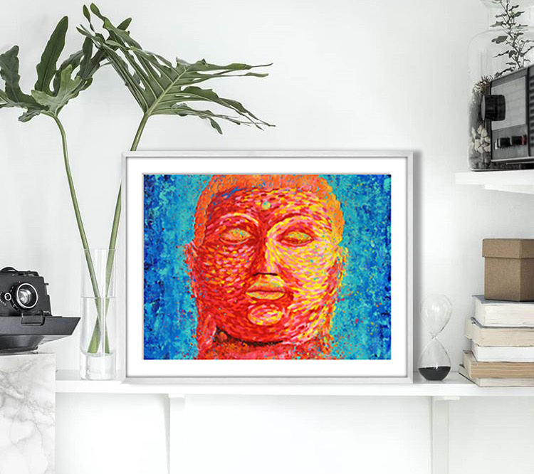 """THE DHARMA"" LIMITIED EDITION PRINTS - FROM $125.00"