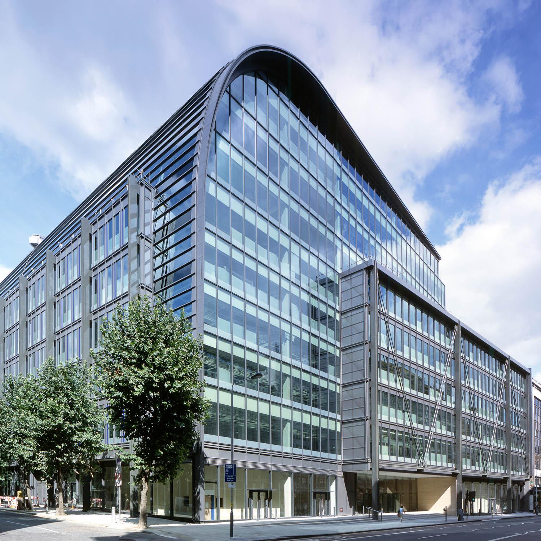 Mid City Place, London, UK. KPF London.