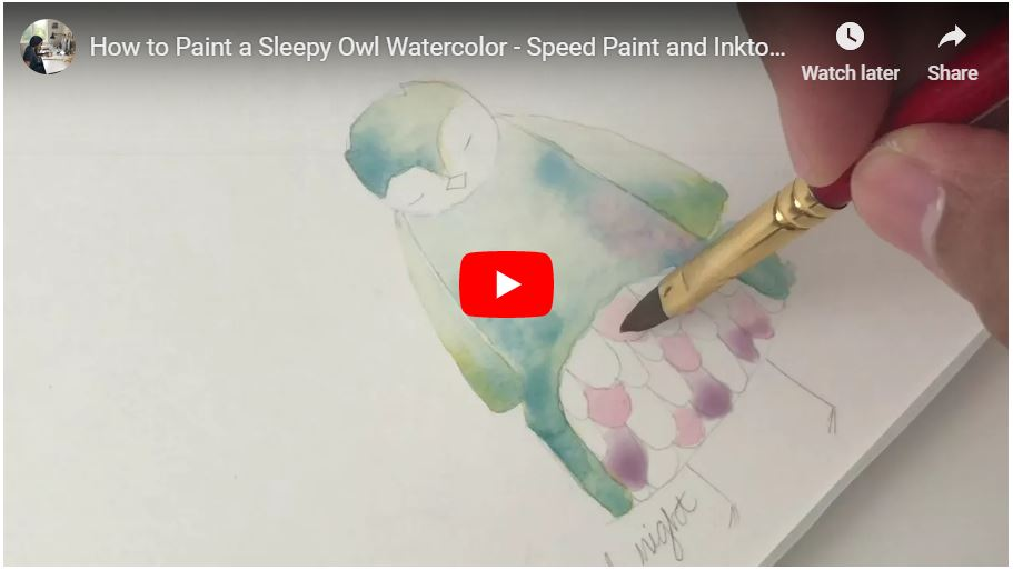 howtopaintasleepywatercolorvideo.JPG