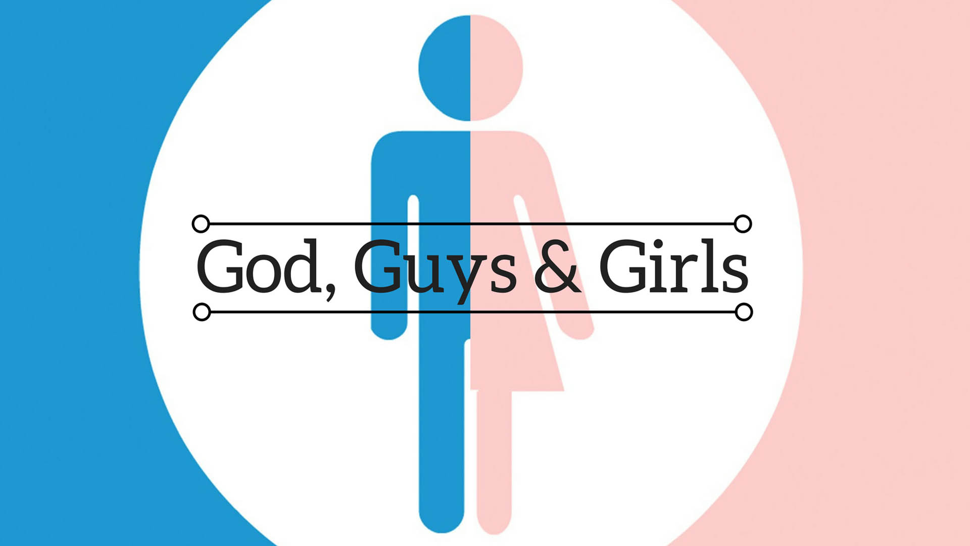 """""""God, Guys & Girls"""" is a series from Derry Prenkert, youth pastor and author on www.downloadyouthministry.com"""