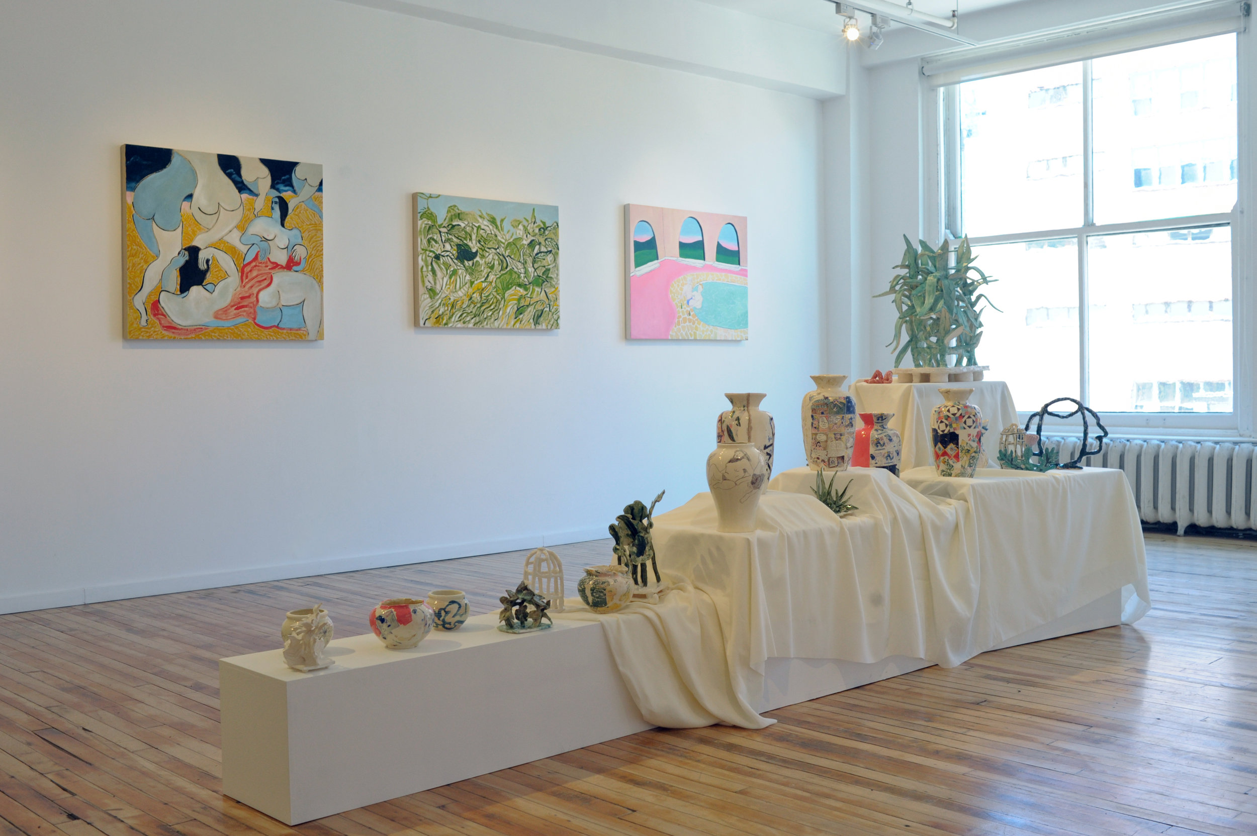 WestWall_Ceramics + Paintings_by all .JPG