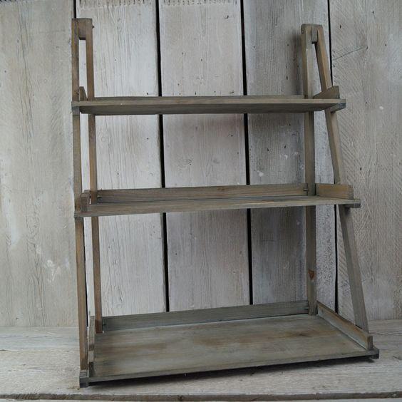 3 Shelf Display £15