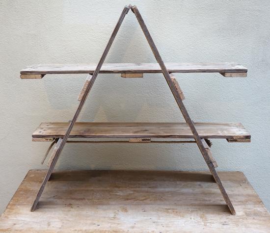 A Frame Shelf Unit £12