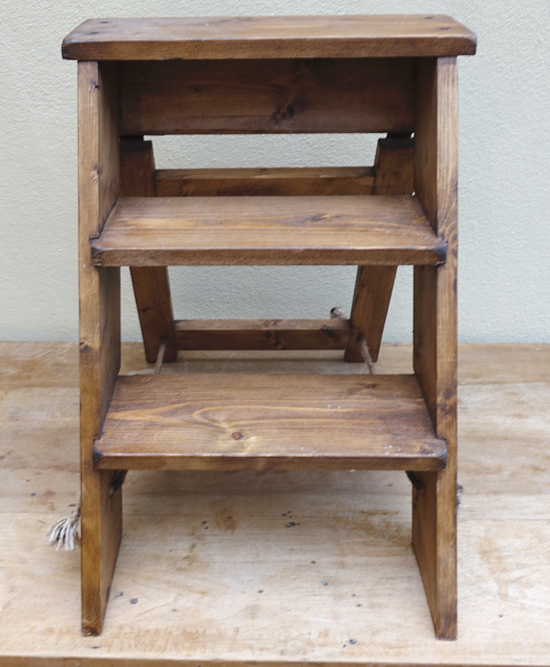 Small Step Ladder £10.00