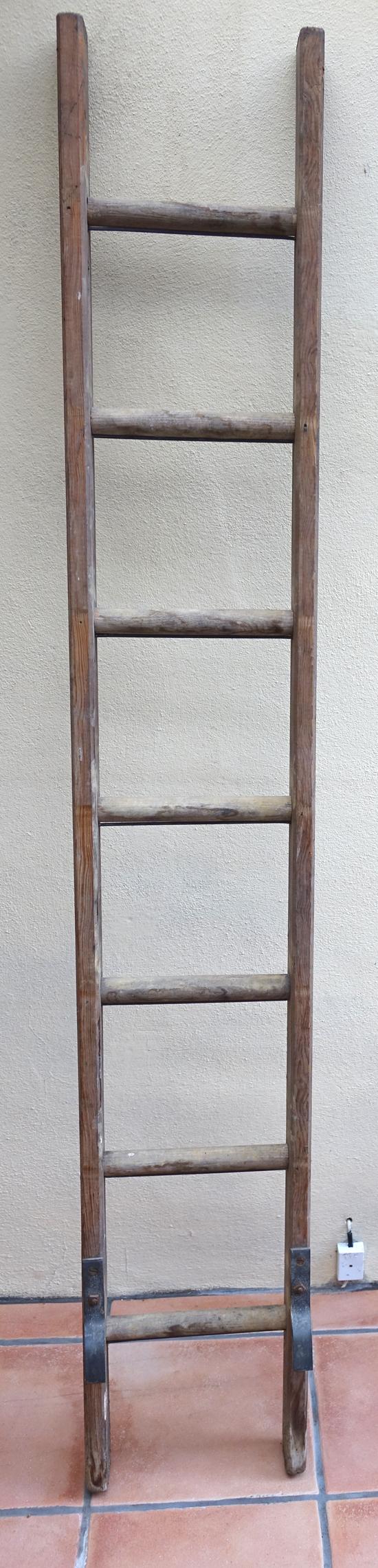 Vintage Ladder £10