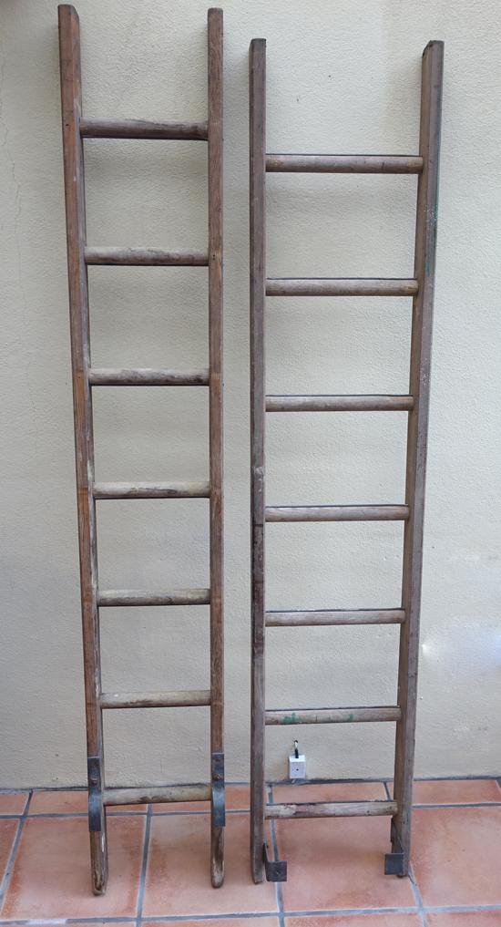 Vintage Ladders £15 each