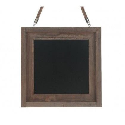 Hanging Wooden Frame (X2) £2