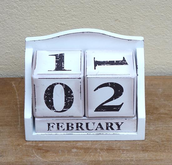 Calendar (X2) £2