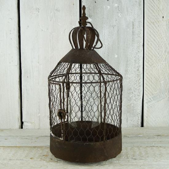 Birdcage Lantern £5