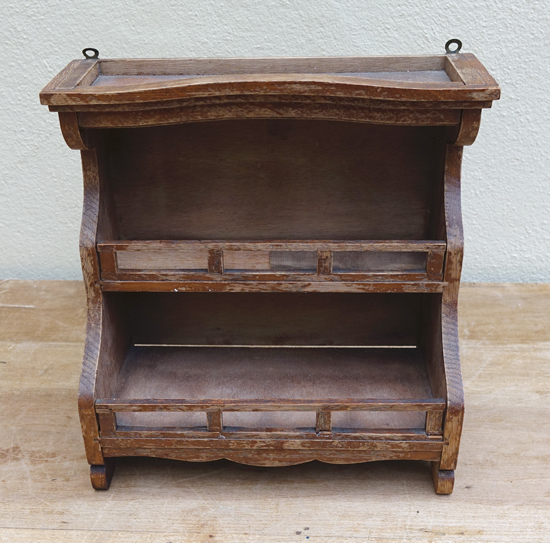 French Vintage Wooden Displays