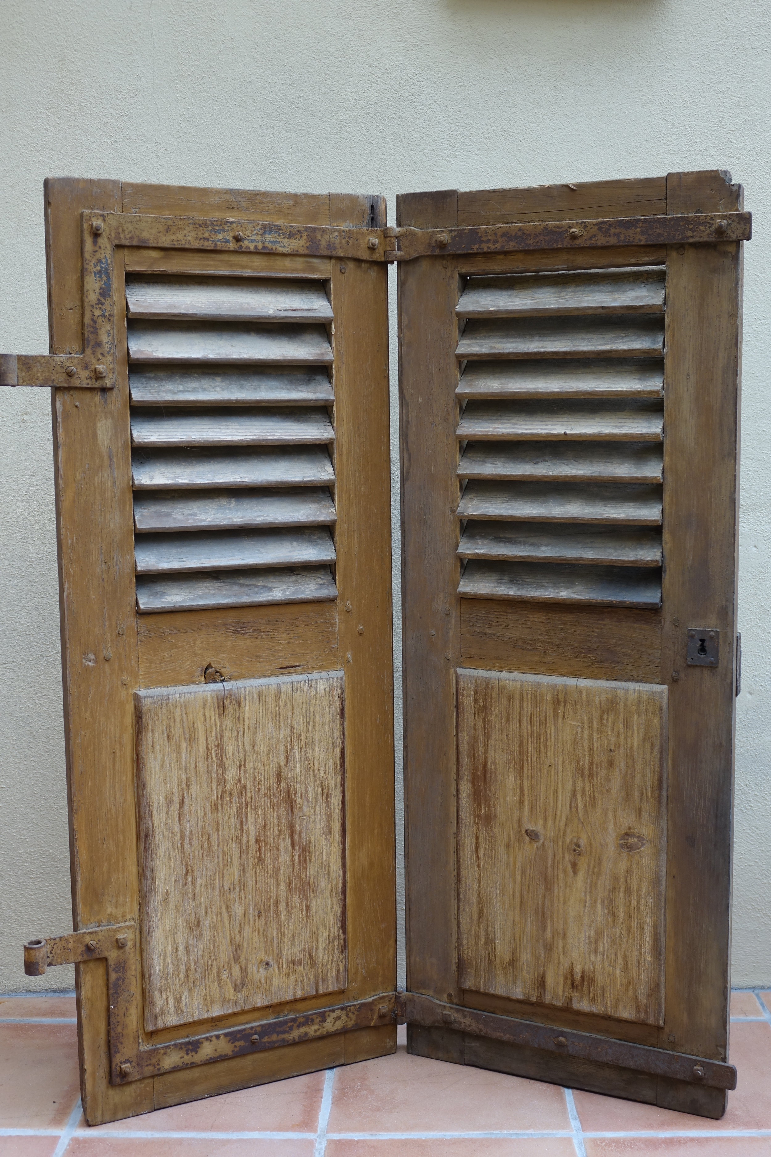 Vintage French Shutters £25