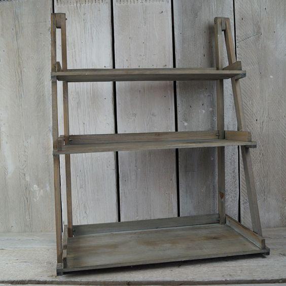 Wooden Shelf Tableplan £15