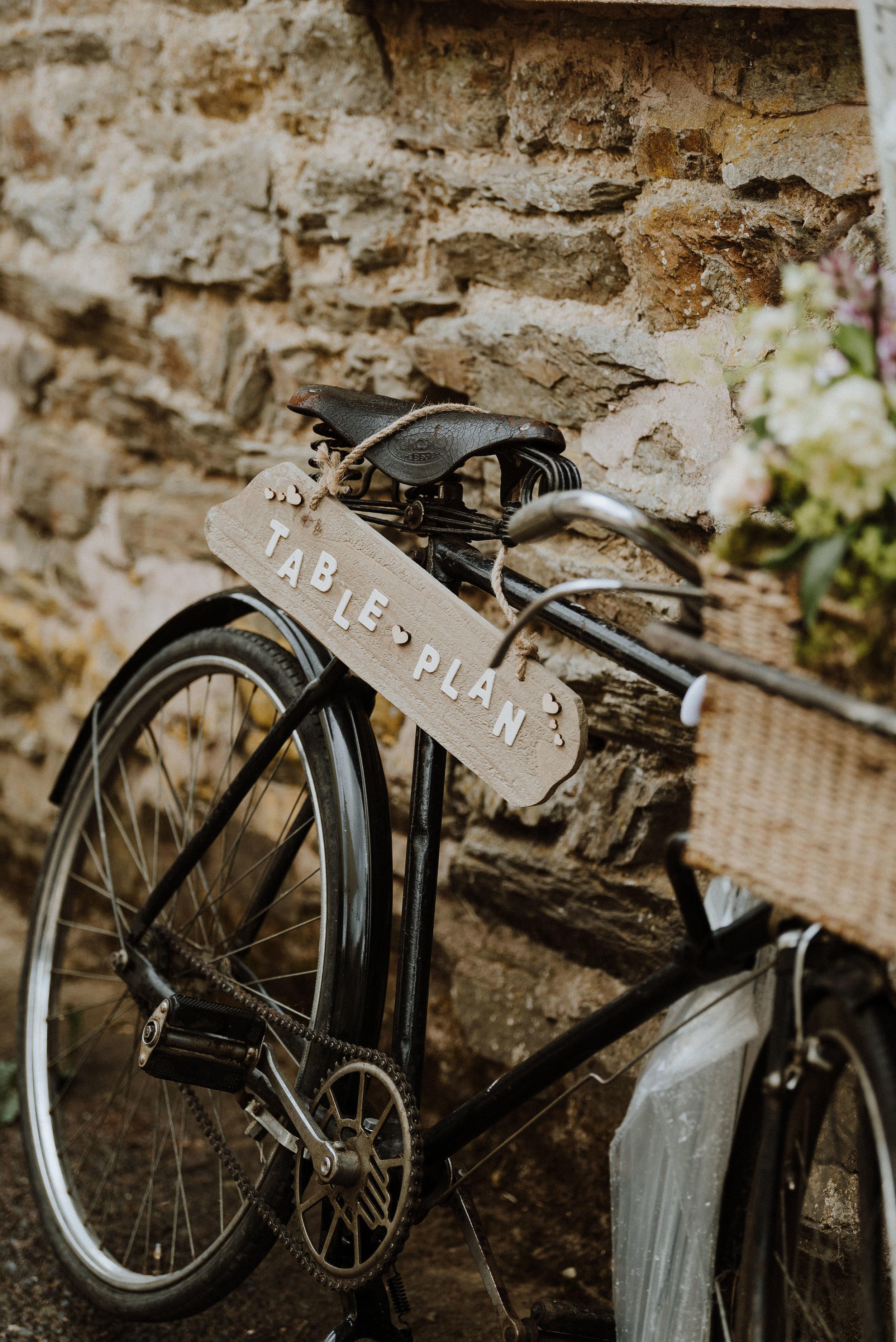 Vintage Bakers Bike £25