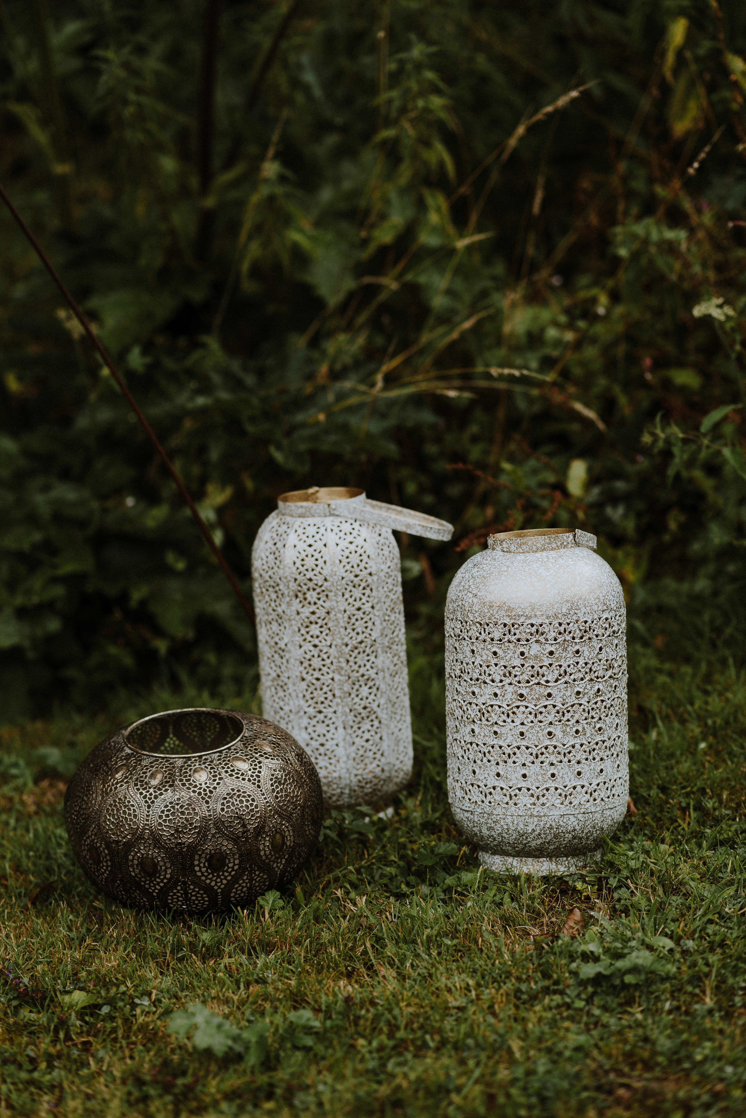 Moroccan Lanterns - Various - from £4