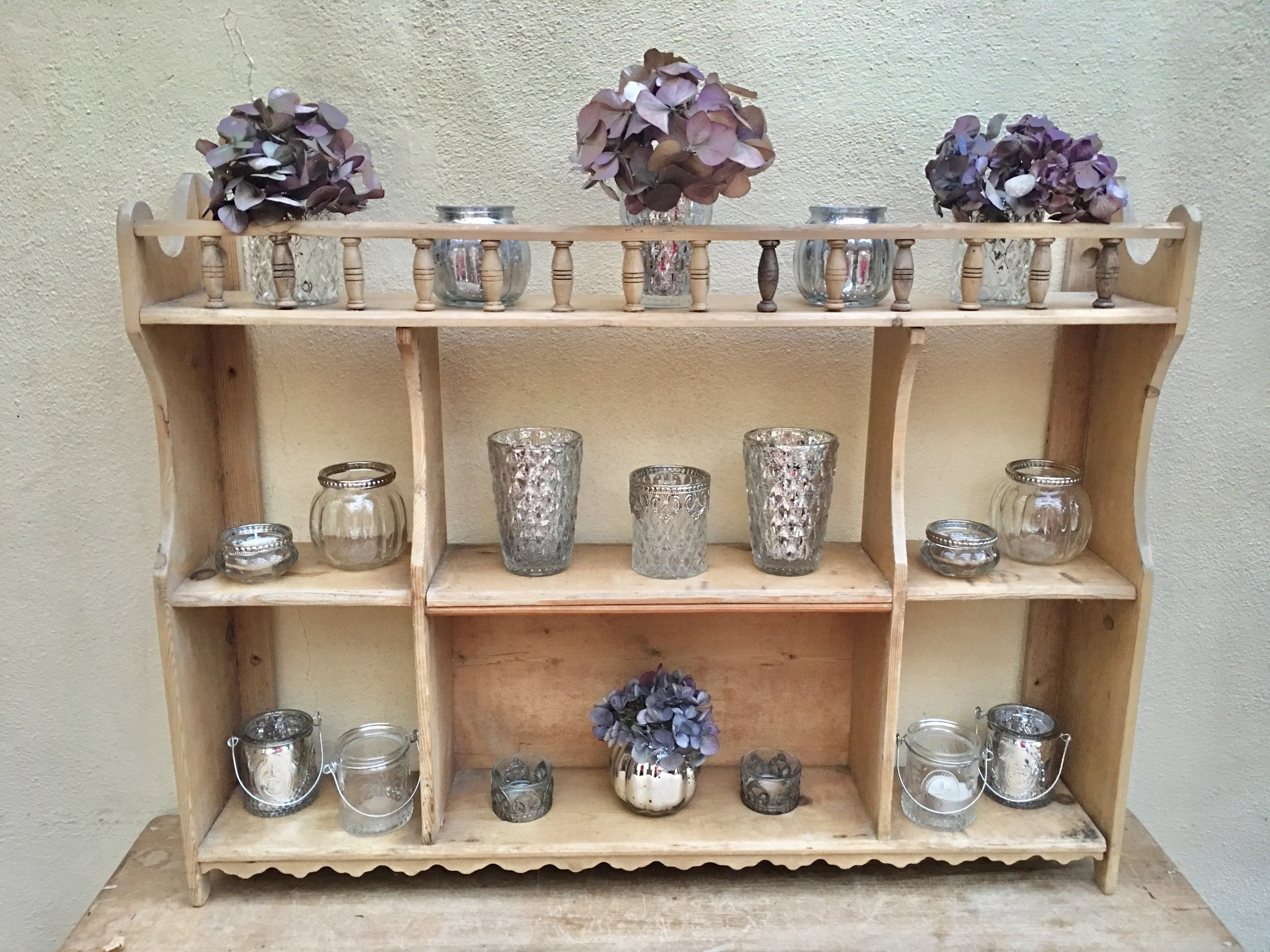 Selection of silver tea lights from 50p