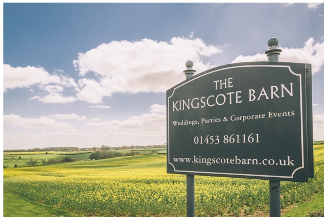 The Kingscote Barn, Tetbury