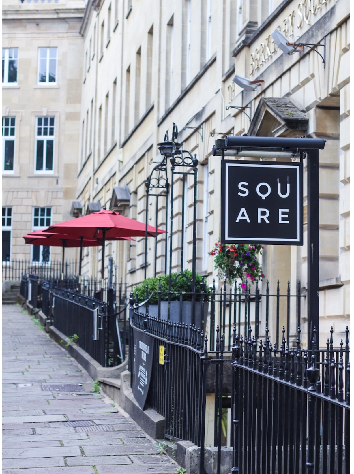 The Square Club, Bristol