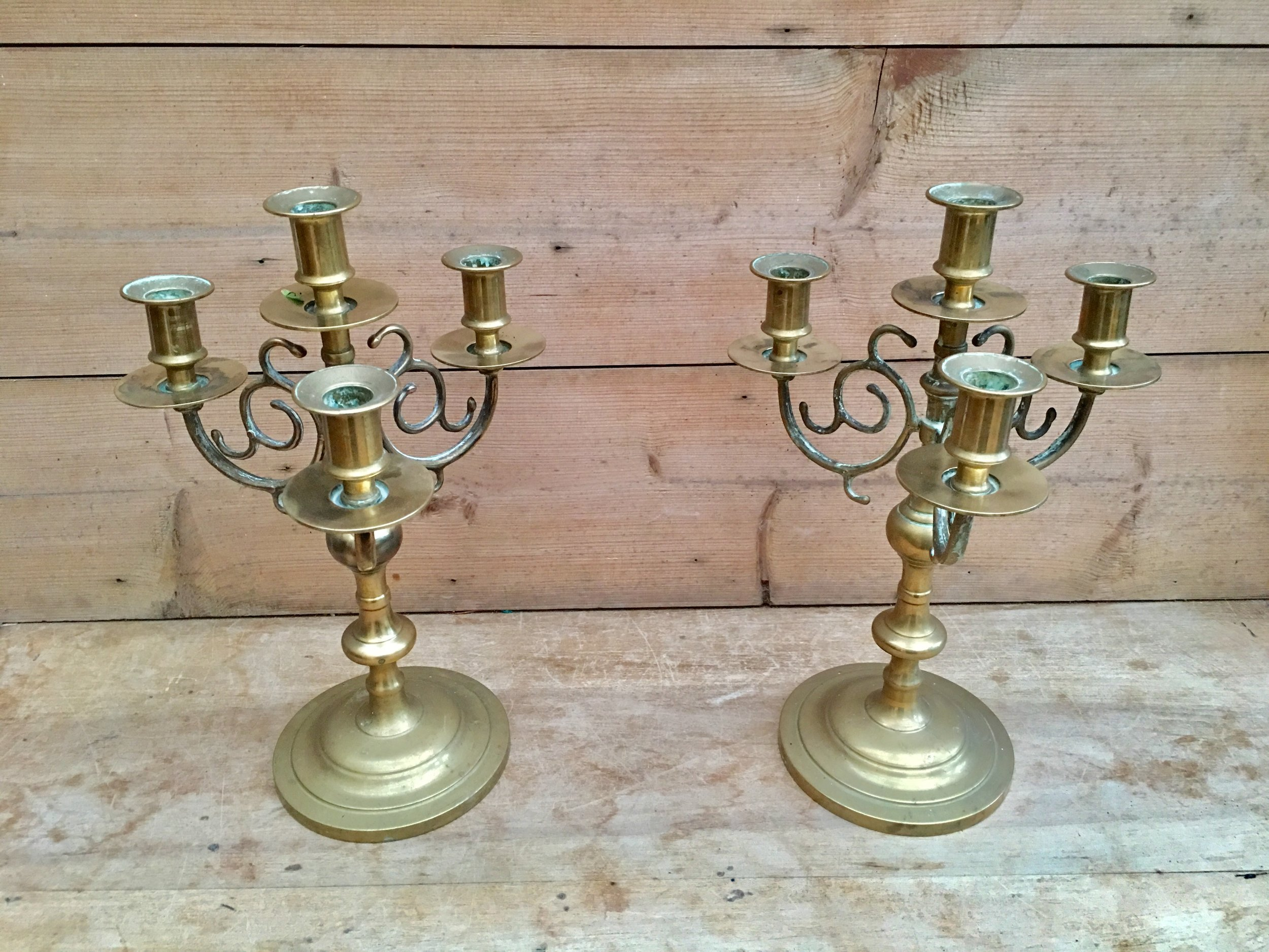 French Candelabra £12
