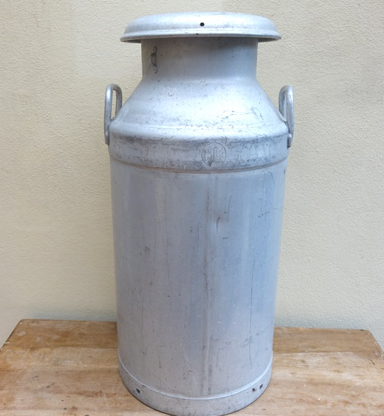 Vintage Large Milk Churns