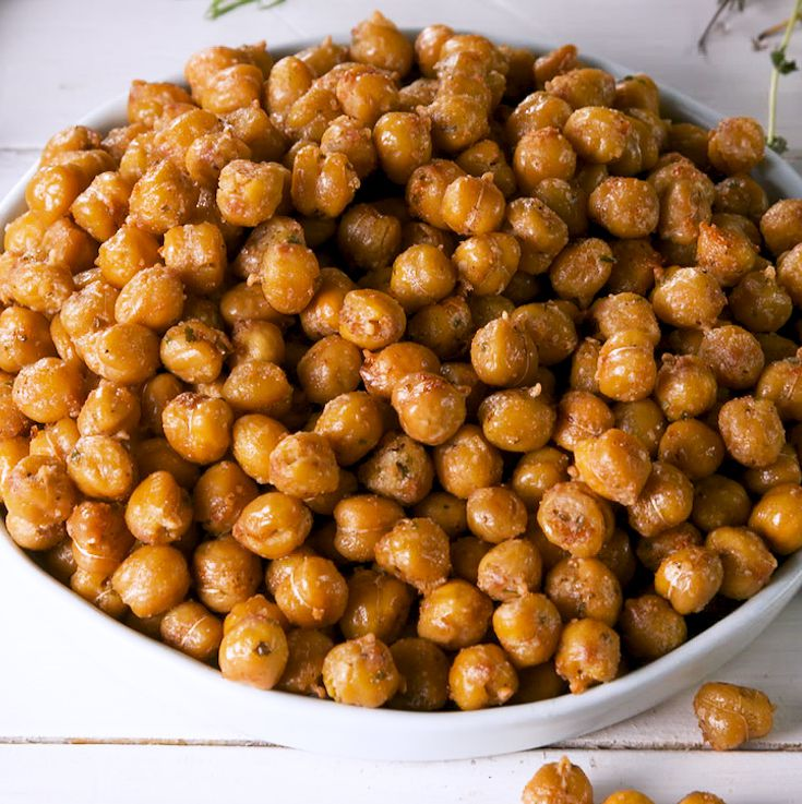 Cool Ranch Chickpeas from Delish
